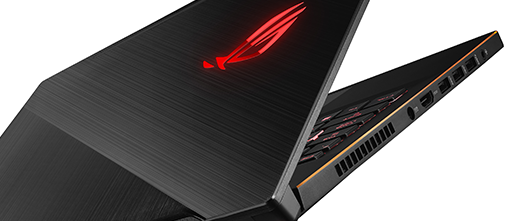 Review: Asus ROG Zephyrus M GM501 - Laptop - HEXUS net