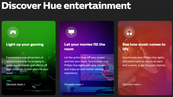 Philips releases Hue Sync for PC and Mac - Audio Visual