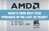 QOTW: What's your best tech purchase in the last 20 years?