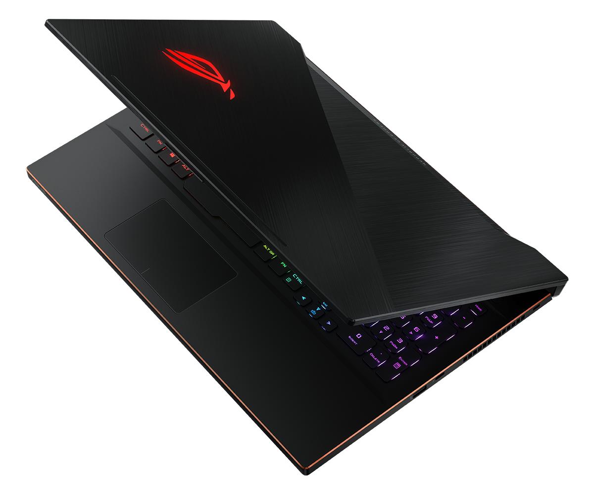 Review: Asus ROG Zephyrus M GM501 - Laptop - HEXUS net