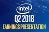 Intel posts better than expected earnings results