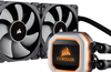 Corsair's 240mm all-in-one cooler gets a 2018 refresh.