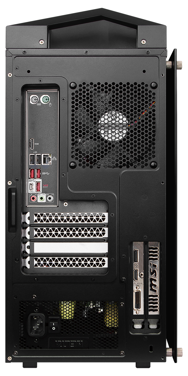 Review: MSI Infinite A 8th - Systems - HEXUS net