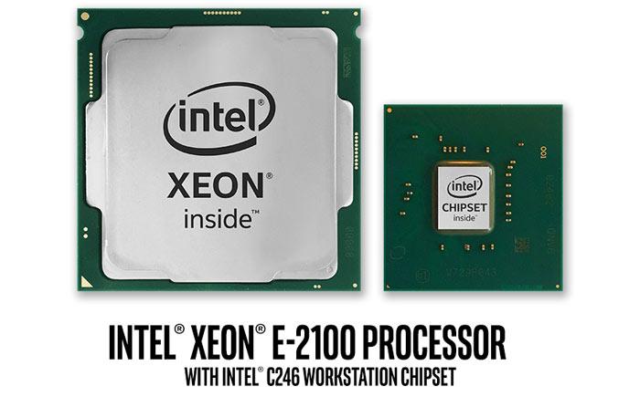 Intel Xeon E 2100 Coffee Lake Processor Family Announced Cpu