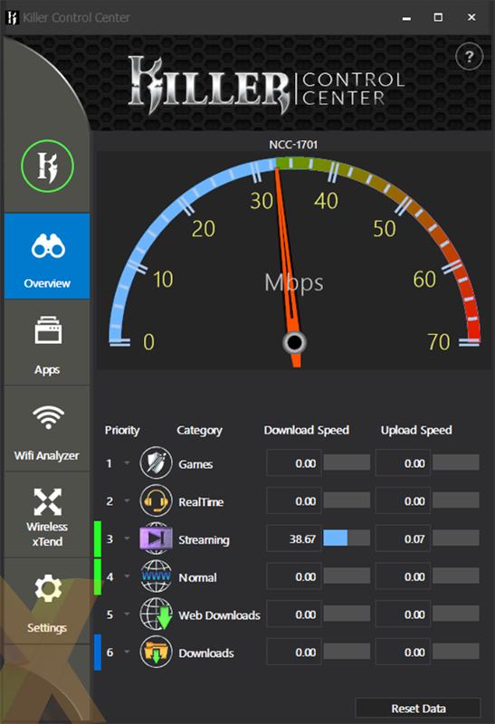 Review: Killer Wireless-AC 1550 - Network - HEXUS net