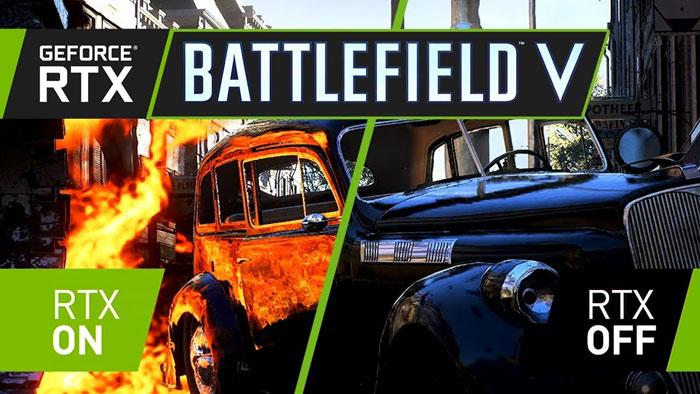 Battlefield 5: Nvidia GeForce RTX 2080 Ti performance analysis