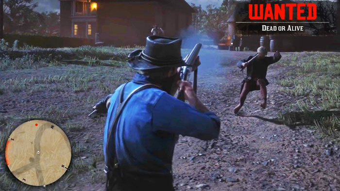 New Red Dead Redemption 2 Video Shows 6 Minutes of Gameplay