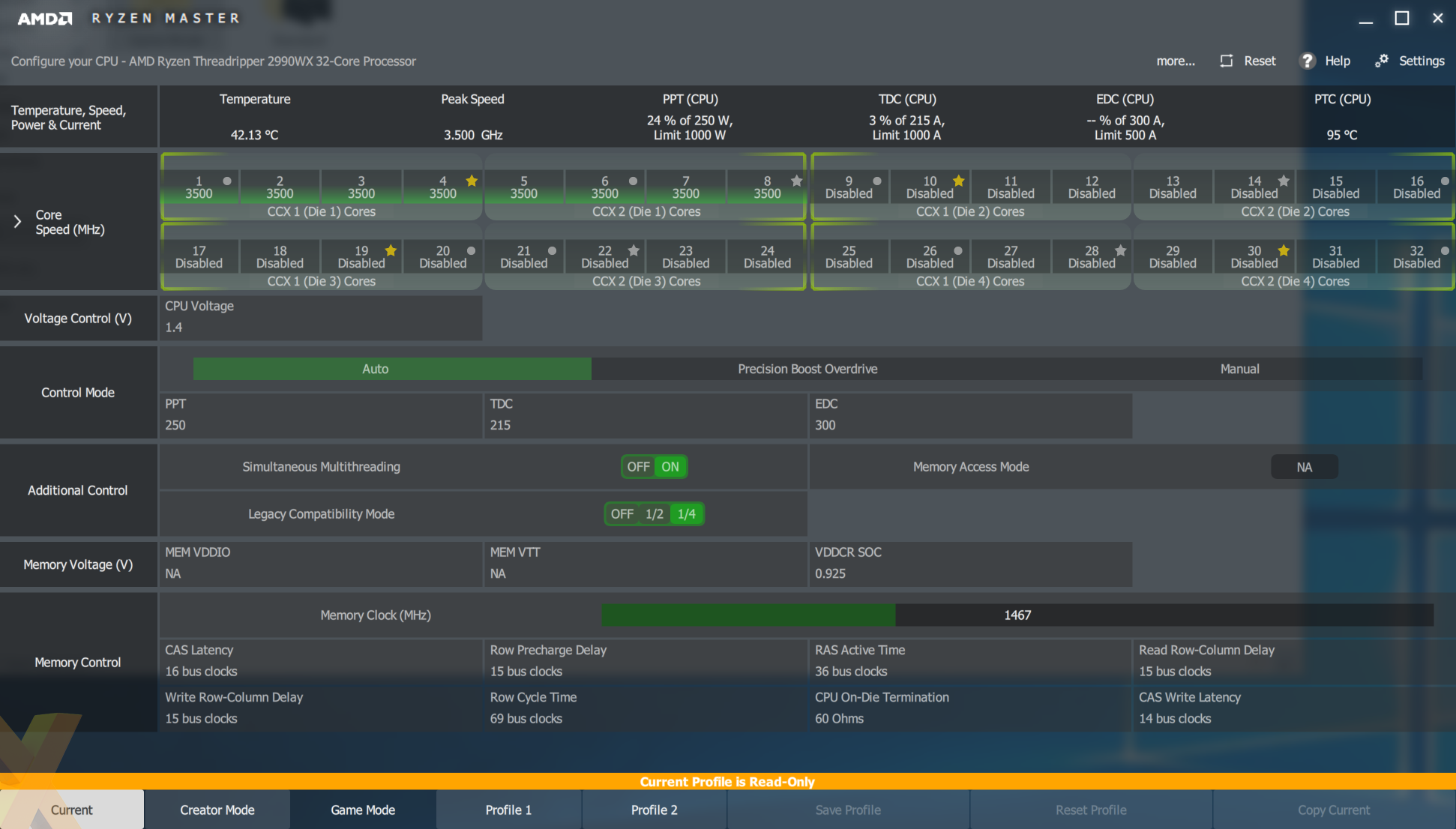 Review: AMD Ryzen Threadripper 2950X - CPU - HEXUS net