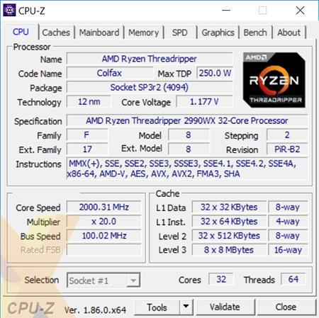 Review: AMD Ryzen Threadripper 2990WX - CPU - HEXUS net - Page 2
