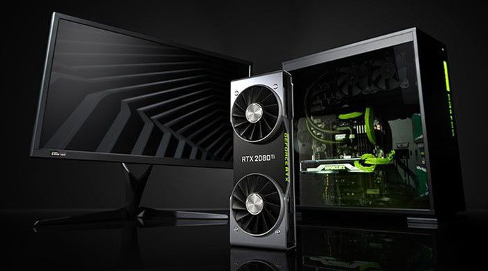 Nvidia unveils the GeForce RTX 2080 Ti, RTX 2080, and RTX 2070