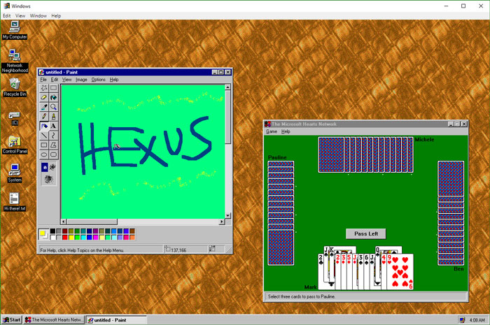 Windows 95 app lets you relive the past on Windows, Mac