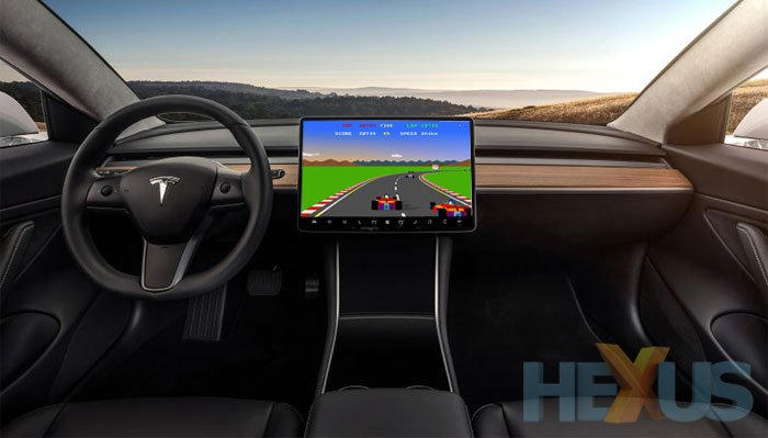 Tesla Promises Best Atari Games Will Feature In V9 0 Car Update