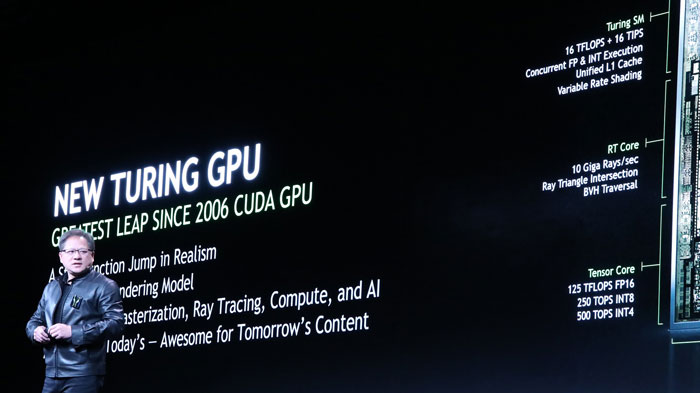 Nvidia Turing brings ray tracing to real-time graphics - Graphics