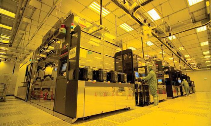 iPhone chip maker TSMC fights virus at factories