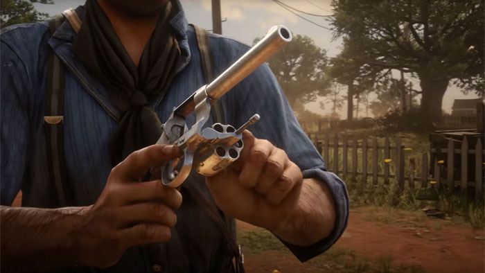 Red Dead Redemption 2: new trailer gives first glimpse of gameplay