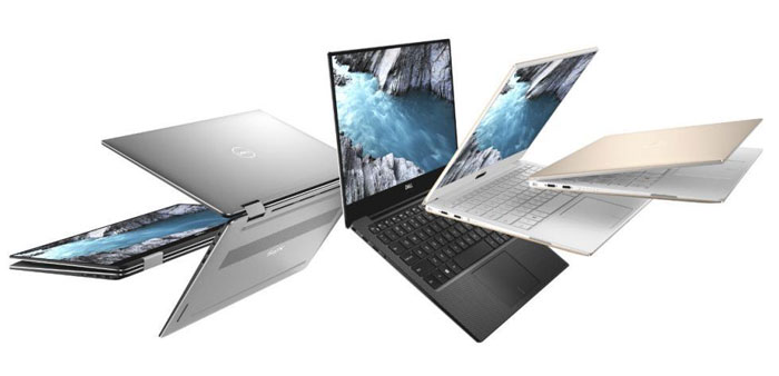 Dell updates laptops and 2-in-1s with latest Intel