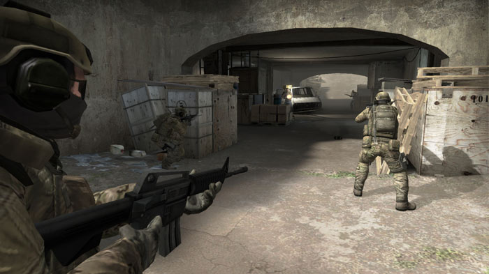 Counter-Strike: Global Offensive available in free offline
