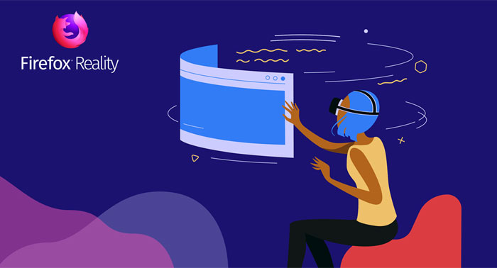 'Firefox Reality': Mozilla's New VR Web Browser