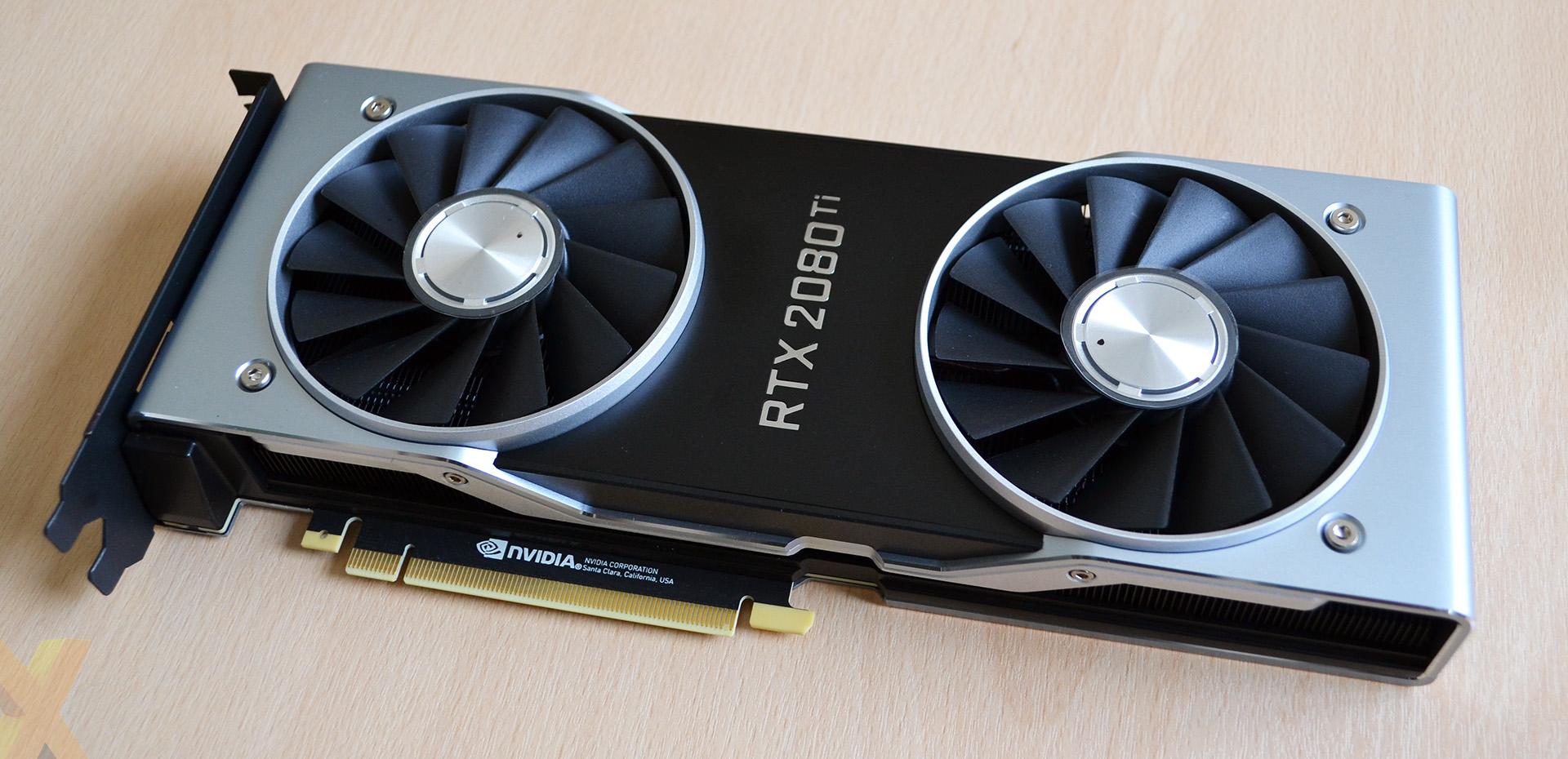 Review: Nvidia GeForce RTX 2080 Ti and RTX 2080 - Graphics