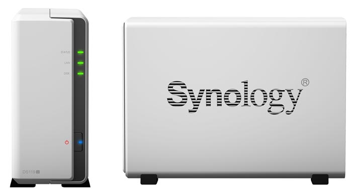 Synology launches DiskStation DS119j single-bay NAS - Storage - News