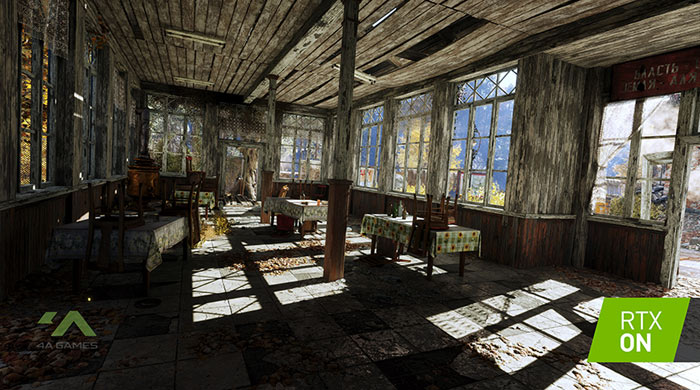 Metro Exodus includes RTX, Hairworks and Advanced PhysX - PC - News