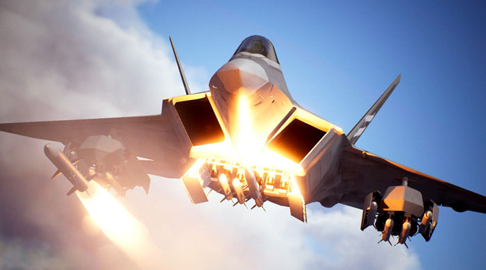 Bandai Namco shows off Ace Combat 7's VR mode - PS4 - News