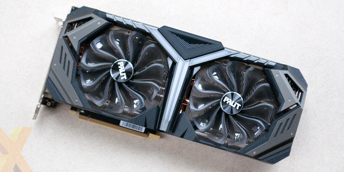 Review: Palit GeForce RTX 2080 GameRock Premium Edition