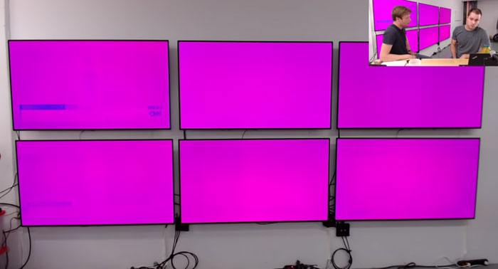 LG OLED TV test shows burn-in after just 4,000 hours - Audio Visual