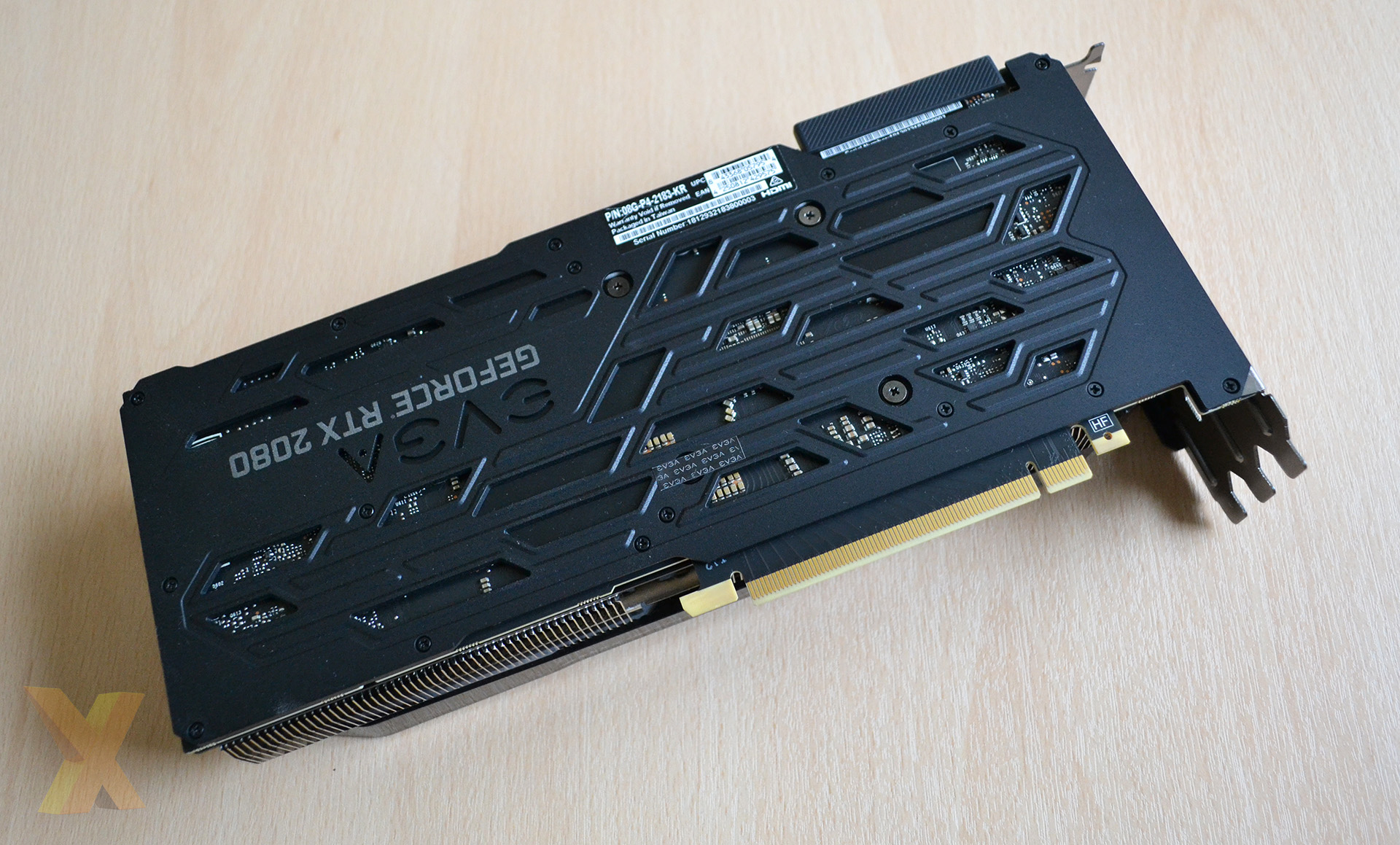 Review: EVGA GeForce RTX 2080 XC Ultra Gaming - Graphics - HEXUS net