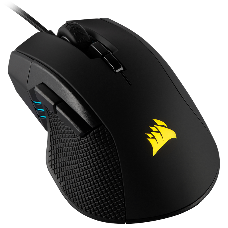 Review: Corsair Ironclaw RGB - Peripherals - HEXUS net