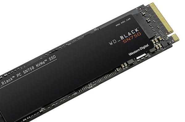 Review: WD Black SN750 NVMe SSD 1TB - Storage - HEXUS net
