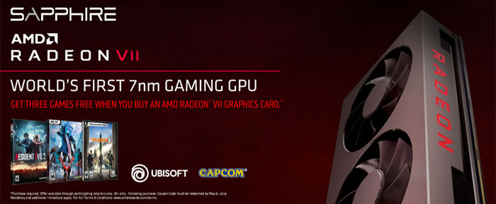 Resultado de imagen para fotos SAPPHIRE Radeon VII 16G HBM2