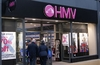 HMV falls into administration but will still accept gift cards