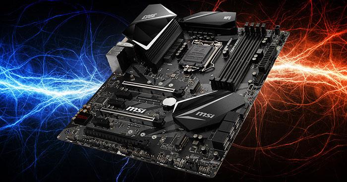 MSI MPG Z390I Gaming Edge AC gains 5 6GHz DDR4 world record