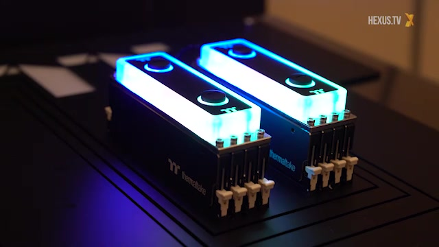 Thermaltake WaterRam RGB liquid cooled DDR4 memory launched