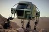 "Hyundai Elevate car can walk ""in mammalian and reptilian style"""