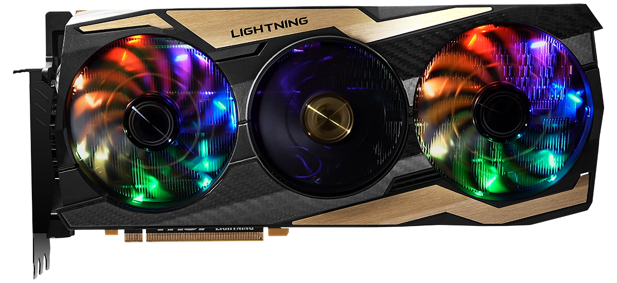 Review: MSI GeForce RTX 2080 Ti Lightning Z - Graphics