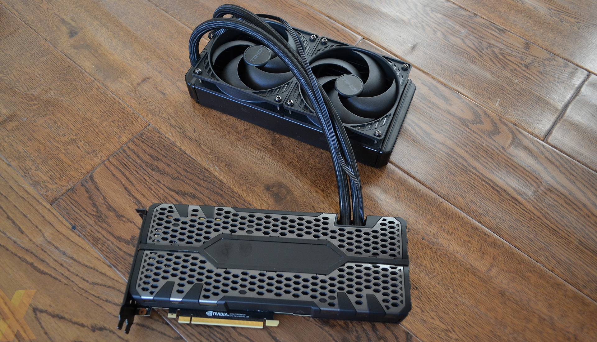 Review: Inno3D GeForce RTX 2080 Ti iChiLL Black - Graphics