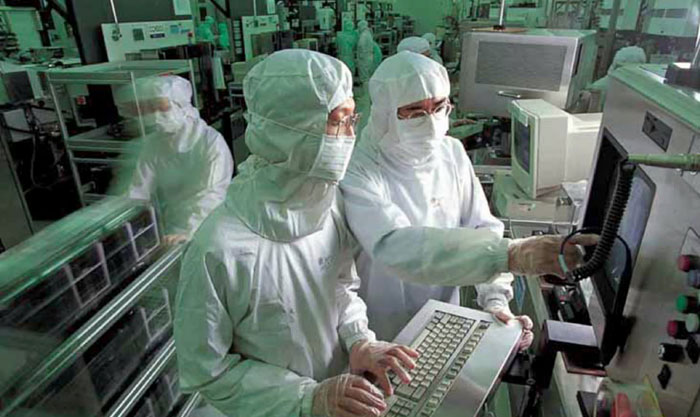 TSMC production impacted by substandard chemicals - Components