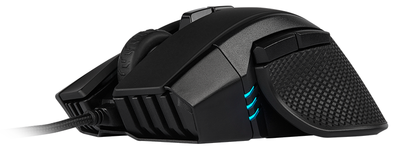 Review: Corsair Ironclaw RGB - Peripherals - HEXUS net - Page 2