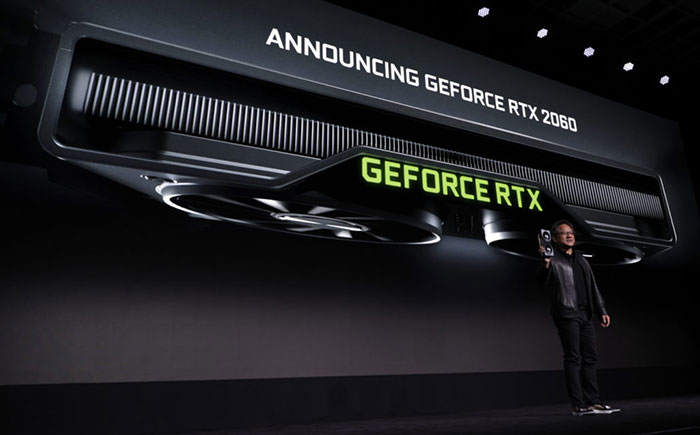 Nvidia GeForce RTX 2060 launched at US$349 - Graphics - News