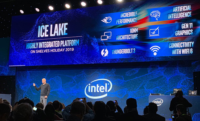 Intel details 10nm Ice Lake PC processors - CPU