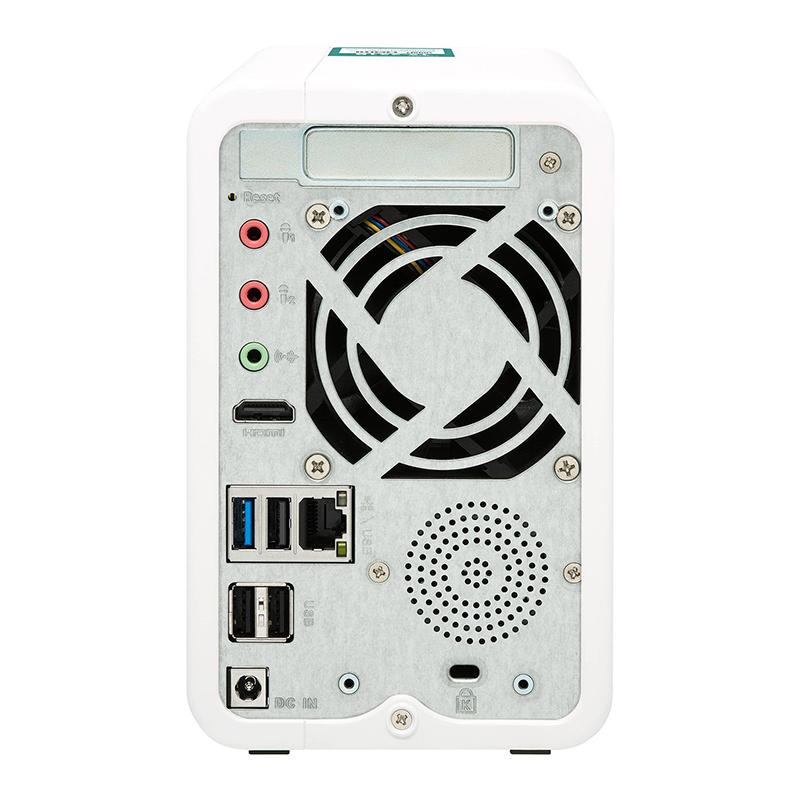Review: Qnap TS-251B - Network - HEXUS net