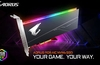 Gigabyte intros Aorus RGB SSDs in AIC and M.2 form factors