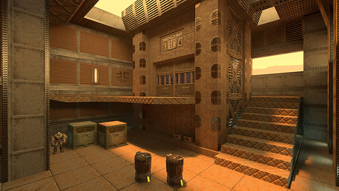 Quake II RTX' Gets an Image Quality Upgrade in v1.2 Update