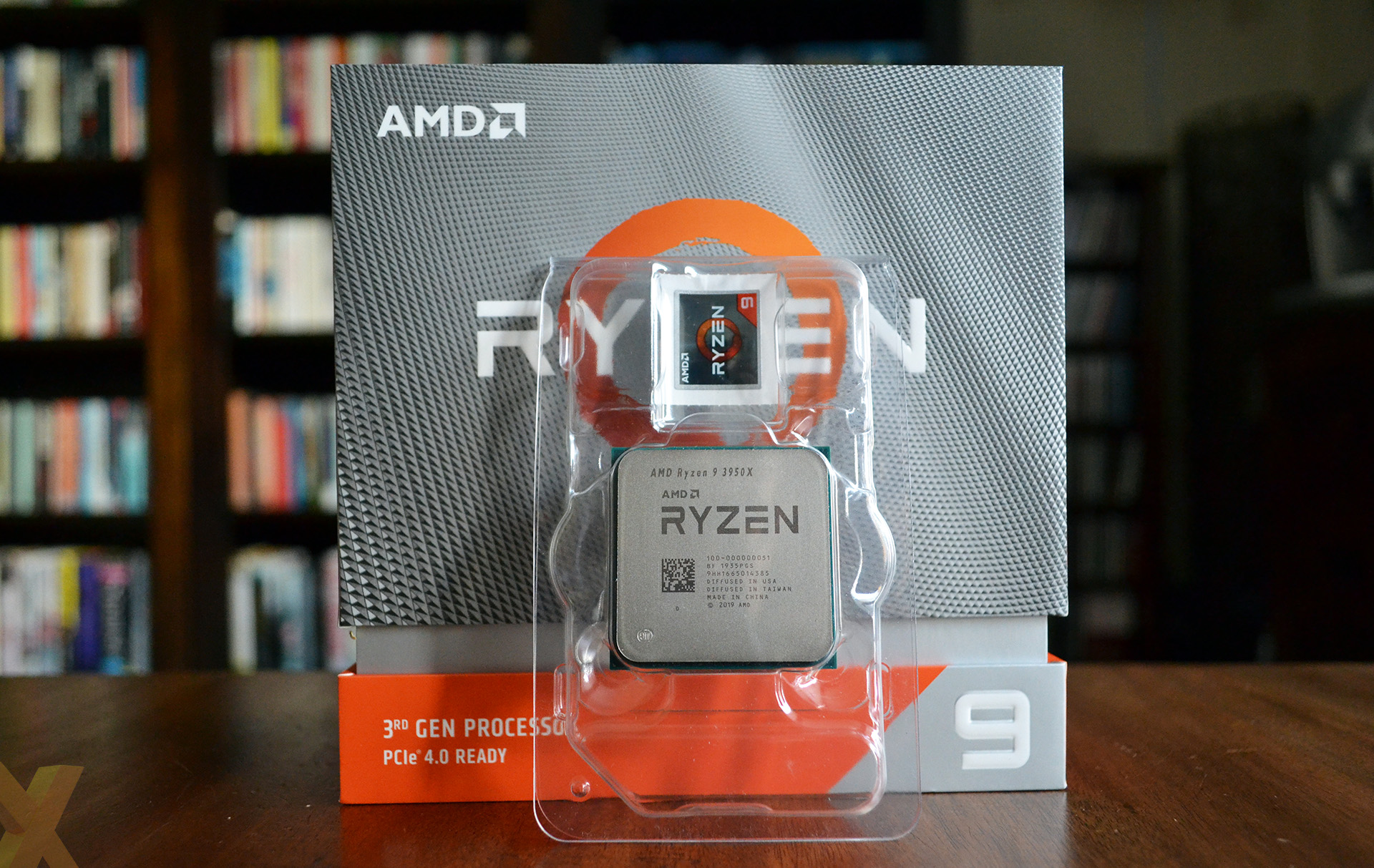 Review Amd Ryzen 9 3950x Cpu Hexus Net