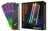 Second gen Aorus RGB 16GB 3600MHz kits (2x 8GB) also offer dummy module options.