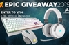 Day 8: Win a white gaming bundle from Corsair