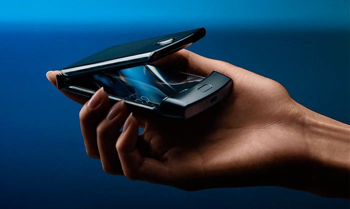 Motorola delays the foldable Razr claiming high demand