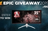 Day 22: Win an AOC AG352QCX gaming monitor